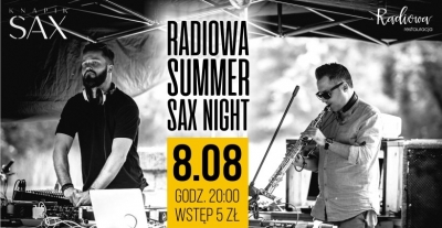 Radiowa Summer Sax Night